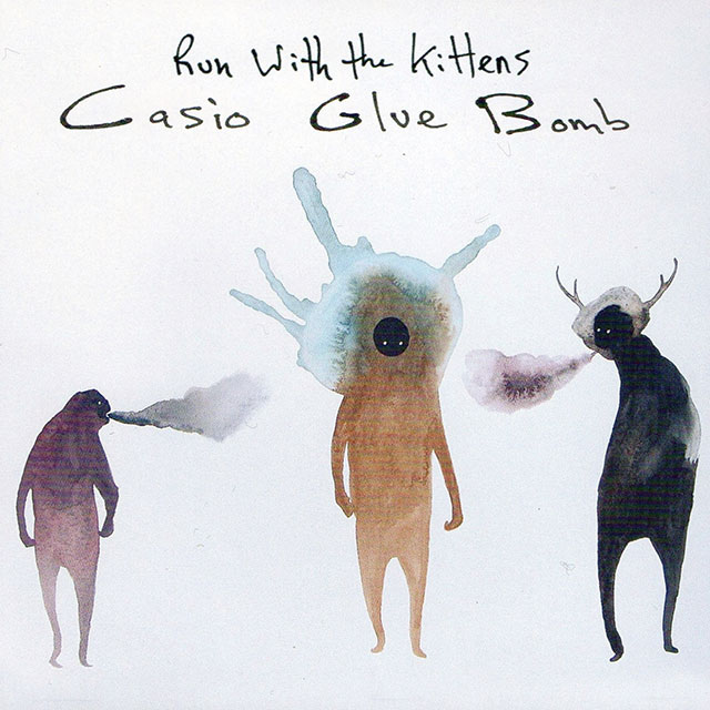 Run With the Kittens - Casio Glue Bomb