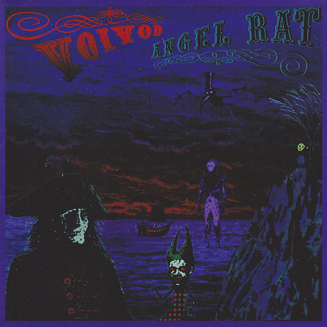 Voivod - Angel Rat